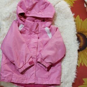 Toddler pink jackets